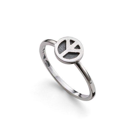 Anello Simbolo Pace